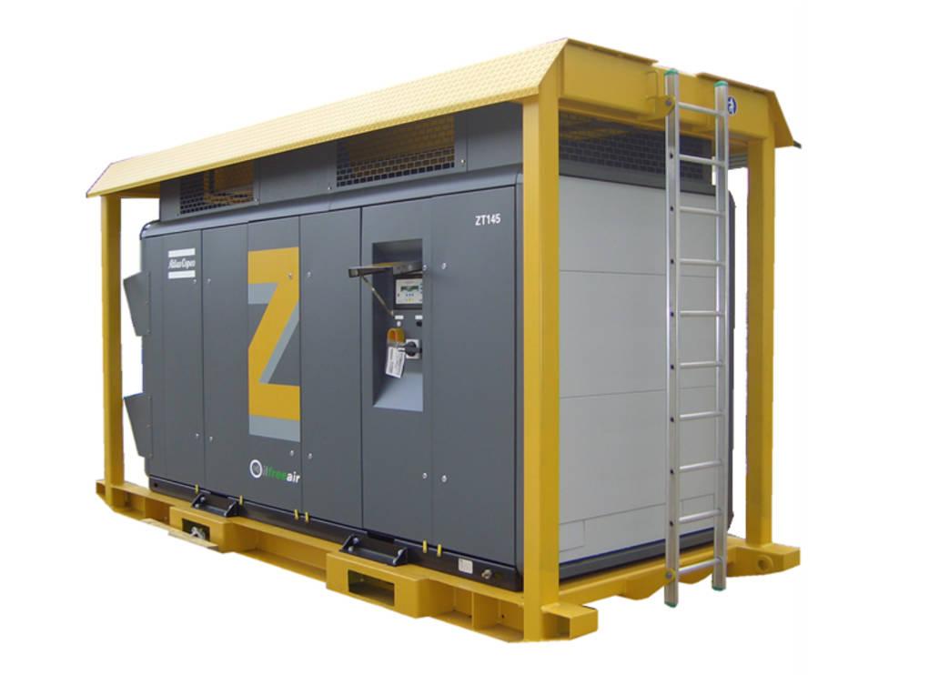 电力驱动无油空气压缩机ZT系列