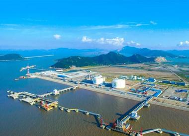 中游产业:LNG 行业