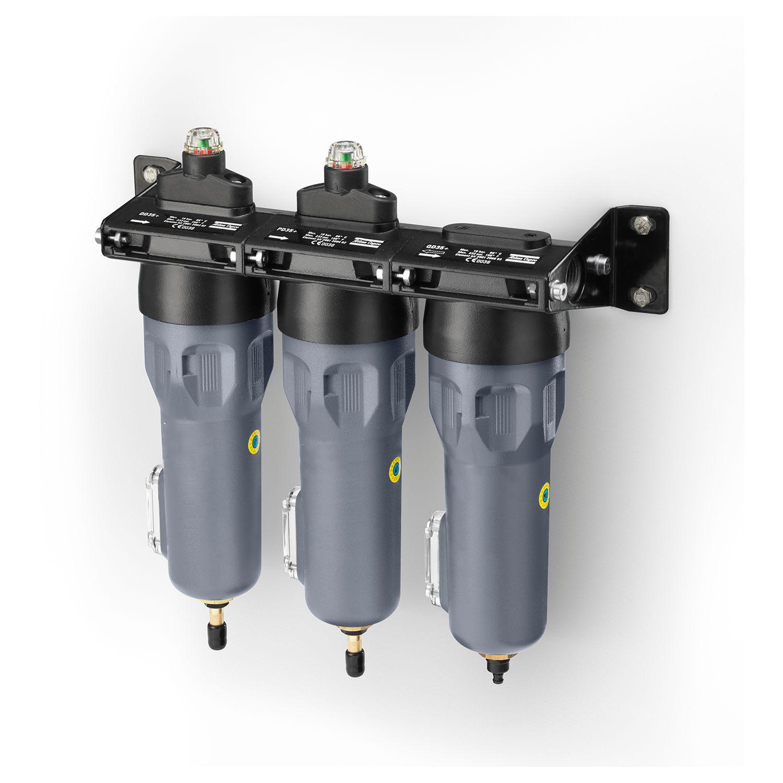 什么是压缩空气过滤器,如何选择合适的空气过滤器?