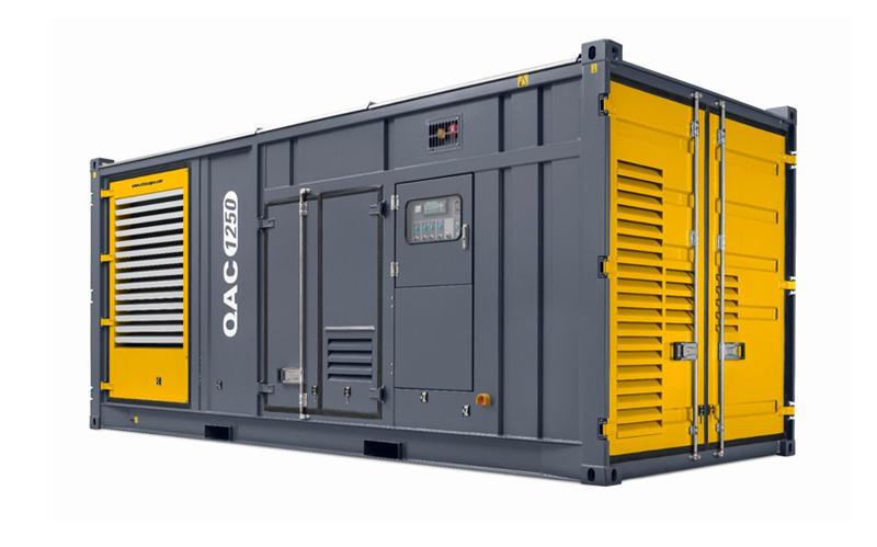 发电机出租QAC 1250
