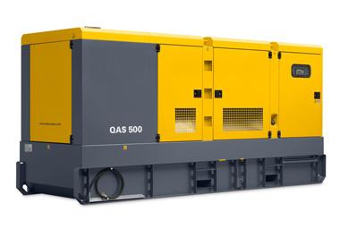 QAS 125 to 630kVA