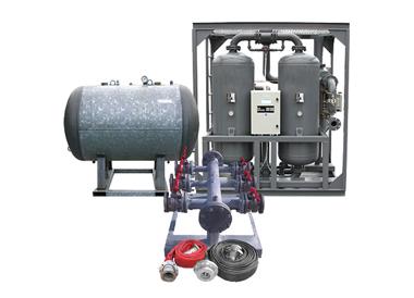 空气、氮气或水用附件