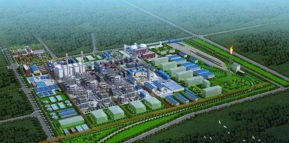 总投资1250亿,全球在建最大煤化工项目最新进展