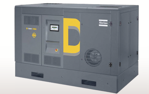 阿特拉斯·科普柯 D 型增压机帮助 PET 装瓶公司将产量恢复到 100%