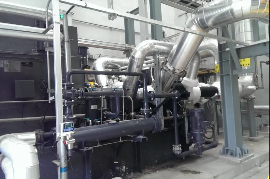 案例分享 | 离心式低温氮气压缩机应用于LNG冷能空分