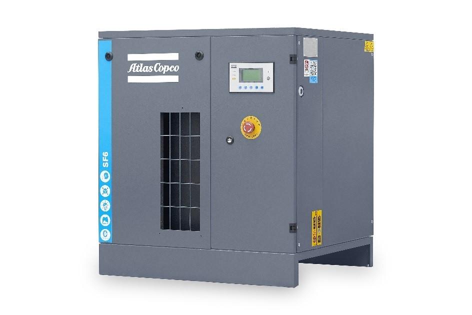 阿特拉斯科普柯国产化SF系列无油涡旋压缩机