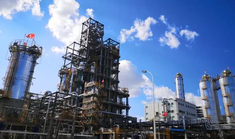 总投资144.13亿 陕西最大煤制烯烃项目全力推进项目试车