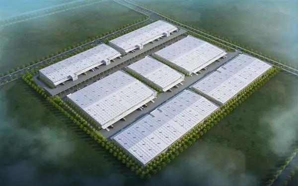 中晶大硅片项目传来新进展!总投资110亿!
