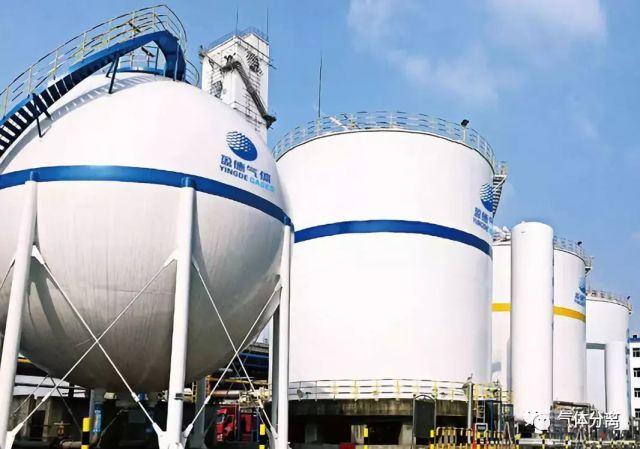 强强联手 l 盈德气体与东方特钢签署新空分合作协议