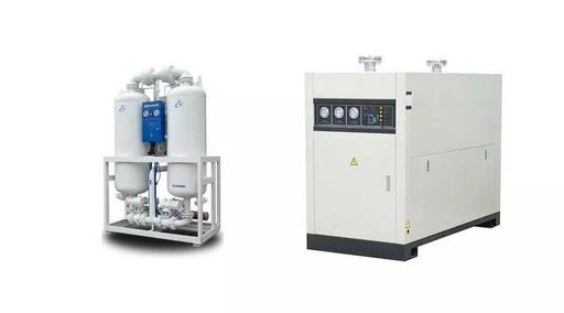 空压机除水,了解一下各类吸干机的优缺点