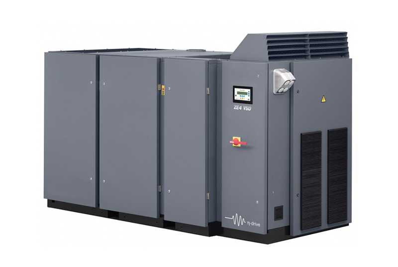 Electric drive oil-free air compressor rental