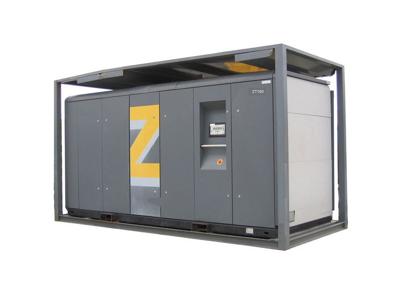 electric drive oil-free air compressor rental