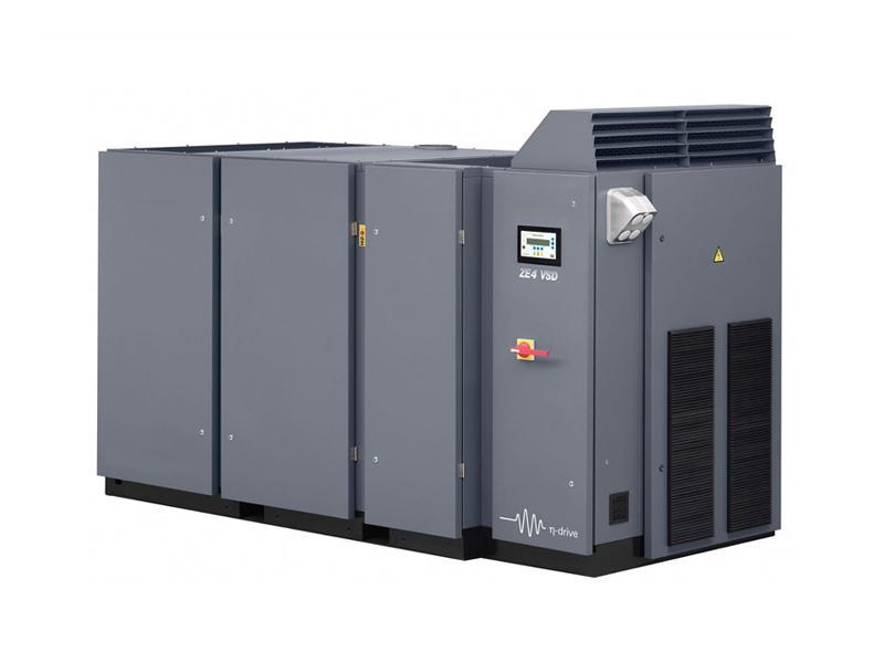 Electric drive oil-free air compressor ZE
