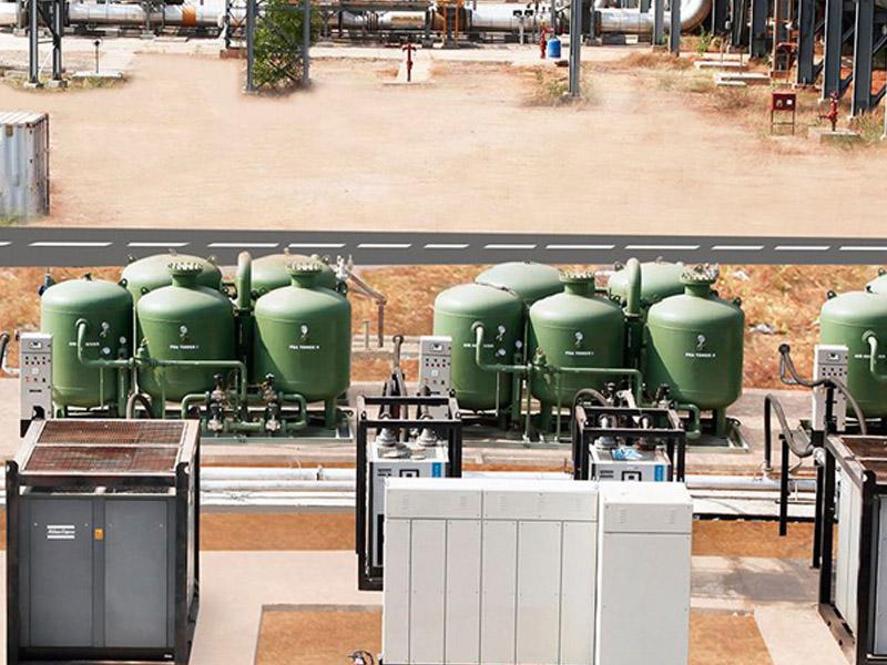 nitrogen generators rental