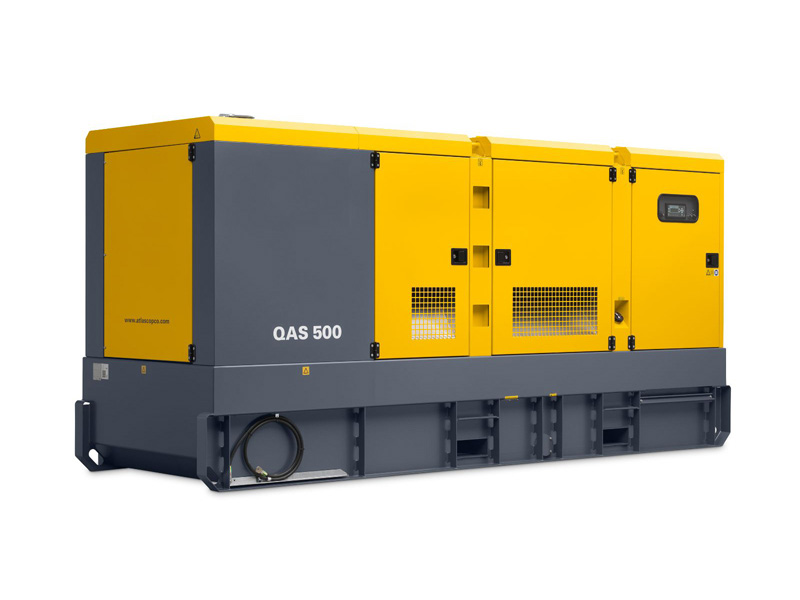 發電機租賃QAS 125